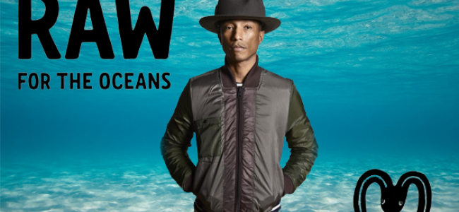 Denim ecologici firmati Pharrell Williams