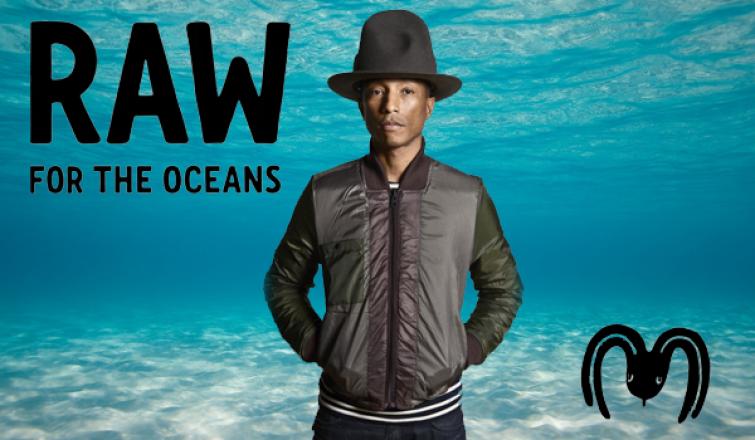 Denim ecologici firmati Pharrell Williams