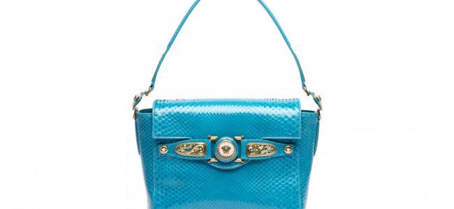 D. Signature bag: la nuova borsa di Donatella Versace