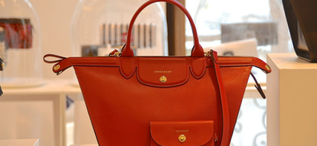 La nuova it-bag di Longchamp