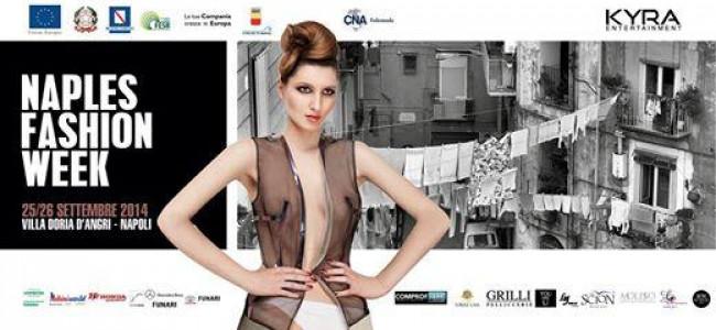 Napoli: il 25 e 26 settembre la prima Naples Fashion Week