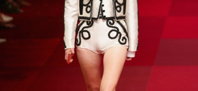 Dolce & Gabbana primavera/estate 2015