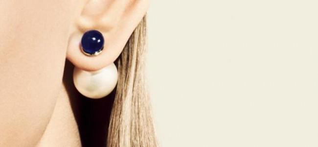 Mise en Dior: Osa.. con la Doppia Perla! [FOTO]