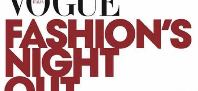 Stasera a Milano la Vogue Fashion's Night Out