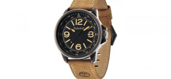 Il nuovo orologio Timberland [FOTO]