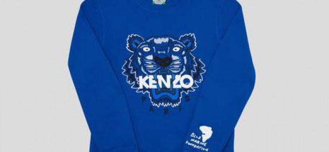 Nuova collaborazione tra Kenzo e Blue Marine Foundation