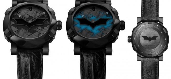 Batman-DNA: l'orologio per celebrare i 75 anni del Cavaliere Oscuro [FOTO]