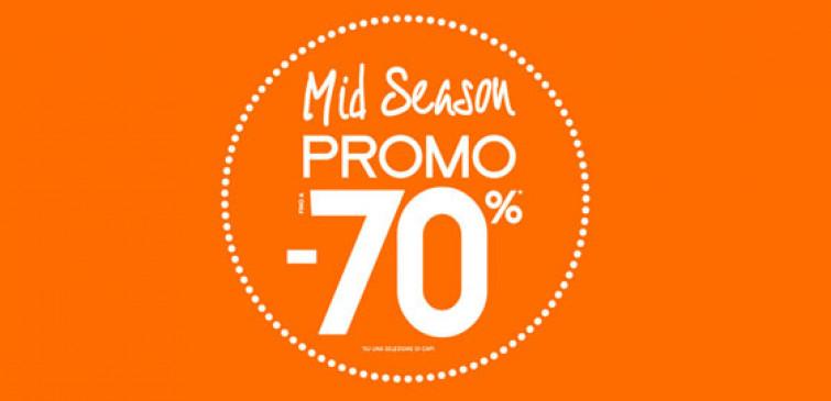 Mid Season Promo: da Alcott sconti fino al 70%
