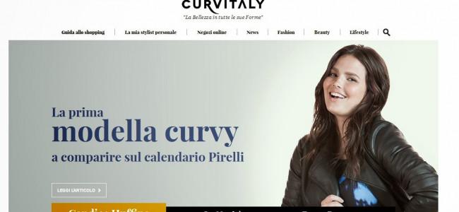 Curvitaly.com: il nuovo portale dedicato alle donne curvy