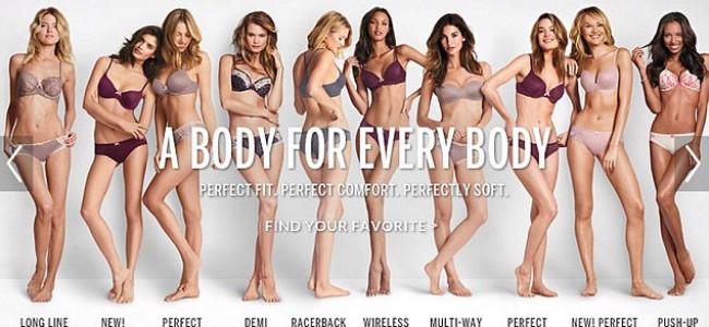 Victoria's Secret per tutte!
