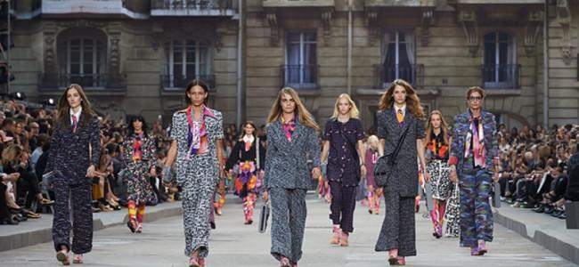 """Boulevard Chanel"" al Grand Palais di Parigi!"