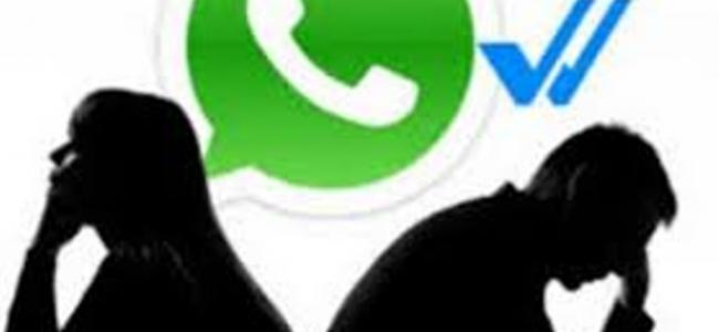 WhatsApp si aggiorna con la doppia spunta.. ed è subito bufera!