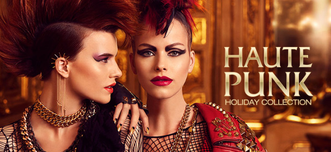 Kiko Haute Punk Holiday Collection