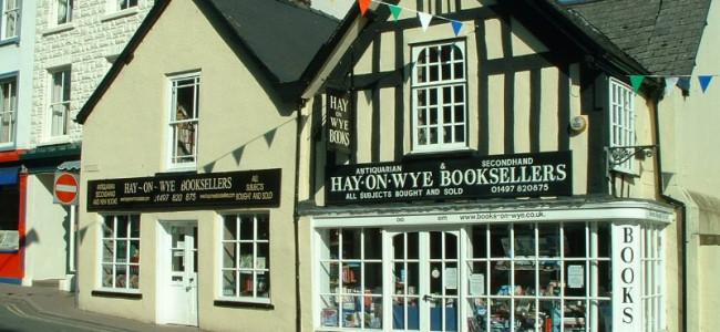 Hay-on-Wye: il Paradiso del libro!
