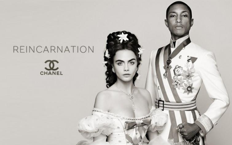 Come è nata la giacca di Chanel: il corto con Cara Delevigne e Pharrell Williams
