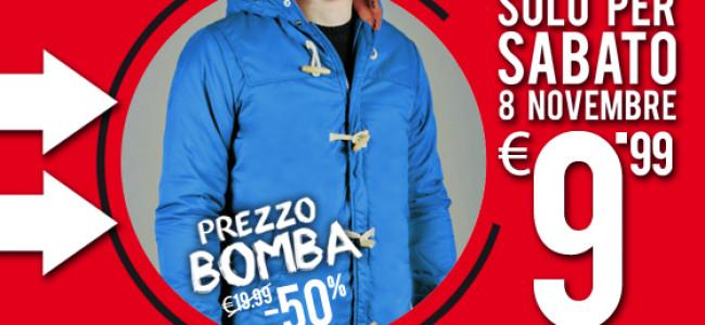 #PrezzoBomba: da Alcott giacca invernale a 9,99 euro