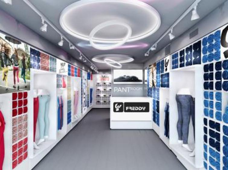 Nuova Pant Room Freddy a Verona