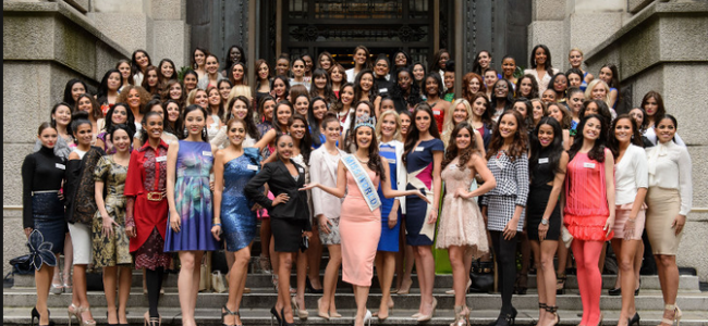 Miss Mondo 2014: le foto delle 130 finaliste