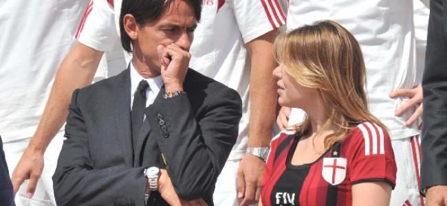 Smentito il flirt tra Pippo Inzaghi e Barbara Berlusconi