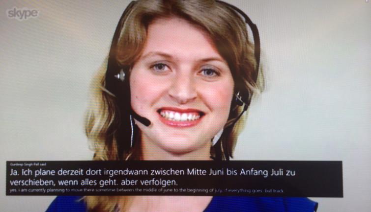 Skype Translator: il nuovo traduttore audio simultaneo [VIDEO]