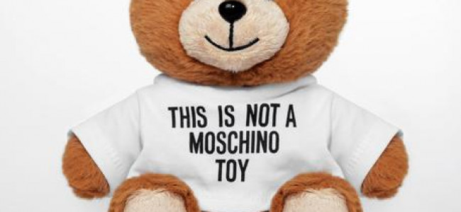 Un profumo dentro un peluche: è il nuovissimo Toy di Moschino
