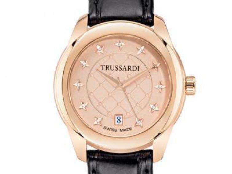 Orologi: collezione Trussardi e Morellato