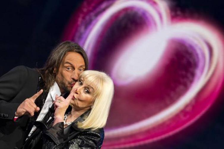 Bob Sinclair e Raffaella Carrà di nuovo insieme