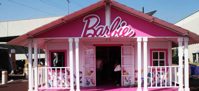 A Natale tutte a casa di Barbie