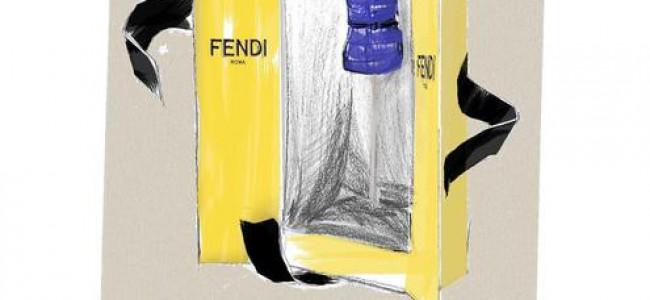 Cortina: la nuova capsule collection di Fendi