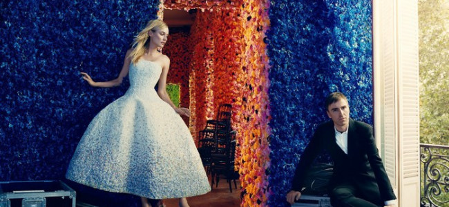 Dior and I: il documentario sul debutto di Raf Simons