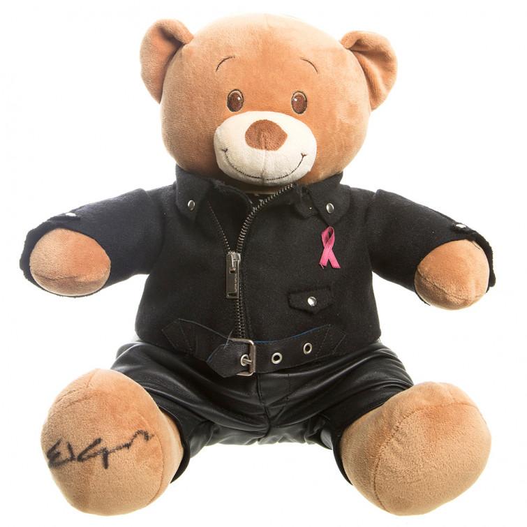 Bobbi Bear: il peluche di Ennio Capasa per la ricerca contro l'AIDS