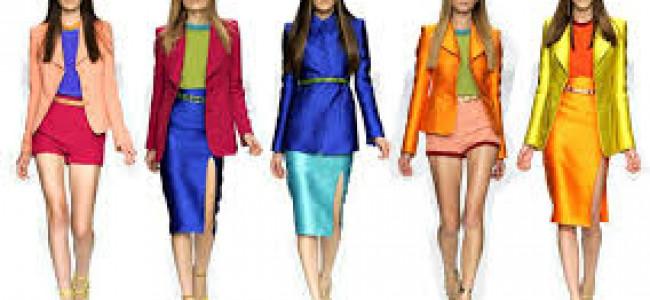 Dall'arte alla passerella: ecco come la moda lancia la tendenza del 'color block'