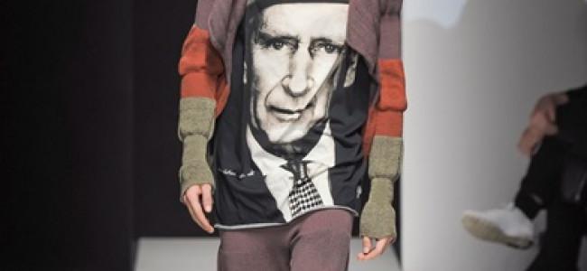 Il Principe Carlo protagonista della collezione Westwood [FOTO]