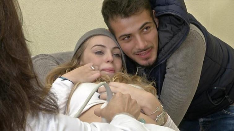 Uomini e donne, è ufficiale: Aldo e Alessia aspettano un figlio