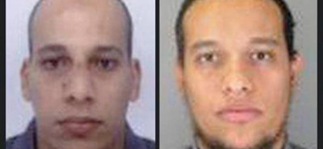 Charlie Hebdo: killer barricati in casa