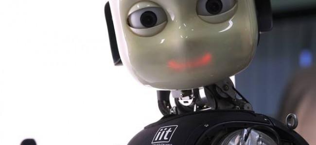 Presto nelle nostre case i robot da compagnia [VIDEO]