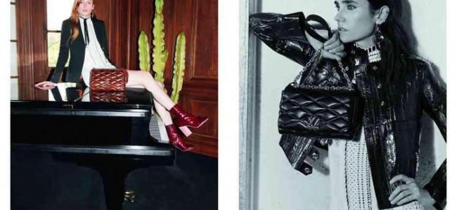 La nuova campagna di Louis Vuitton