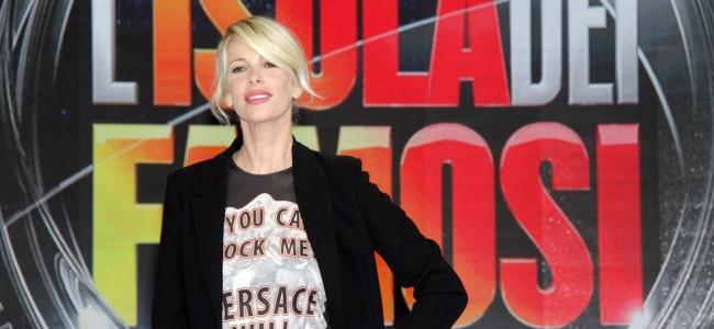L'isola dei famosi: Alessia Marcuzzi risponde alle critiche