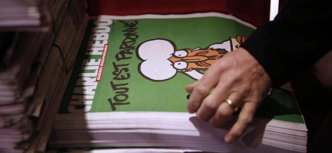 Charlie Hebdo esaurito: vendute tre milioni di copie