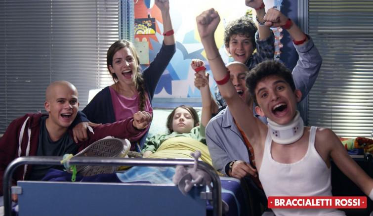 """Dal 15 febbraio la nuova serie di """"Braccialetti Rossi"""""""