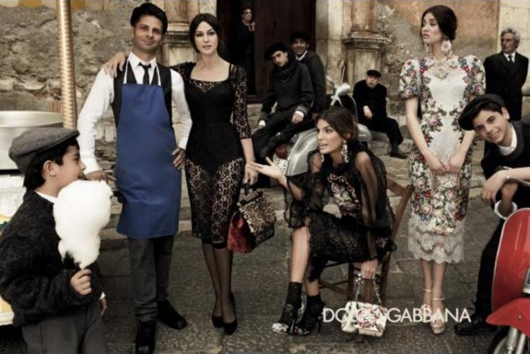 Moda: Spagna e Sicilia nella nuova campagna Dolce&Gabbana
