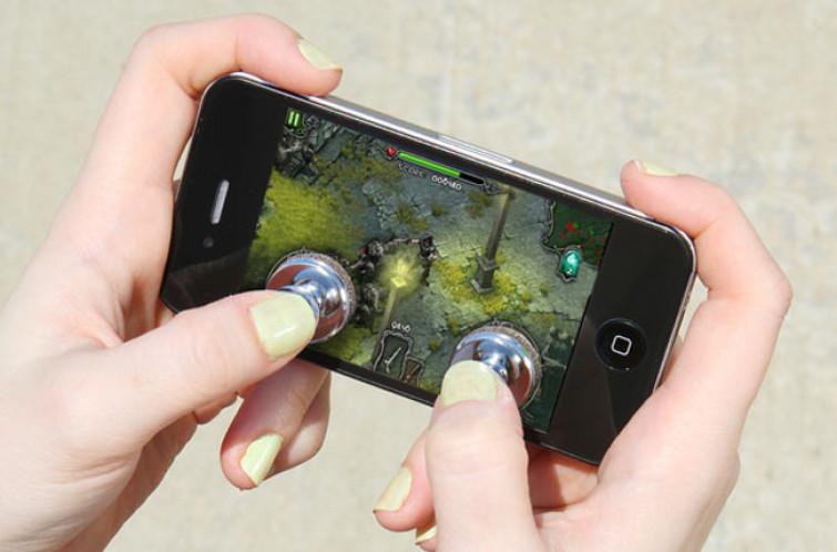 Joystick incorporato nei nuovi iPhone