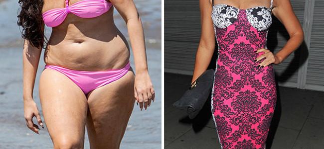 Vicky Pattison: dalla taglia 48 alla 36 in sole 5 settimane [FOTO]
