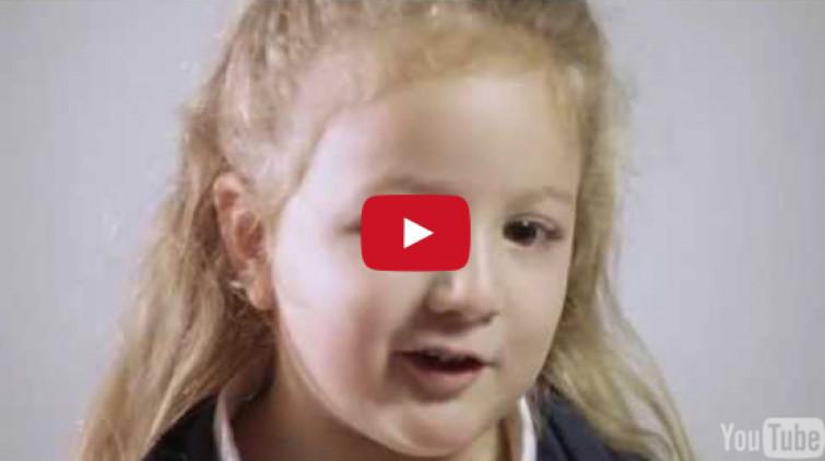 OPS, ha chiesto ai bambini che cos'è l'amore [VIDEO]