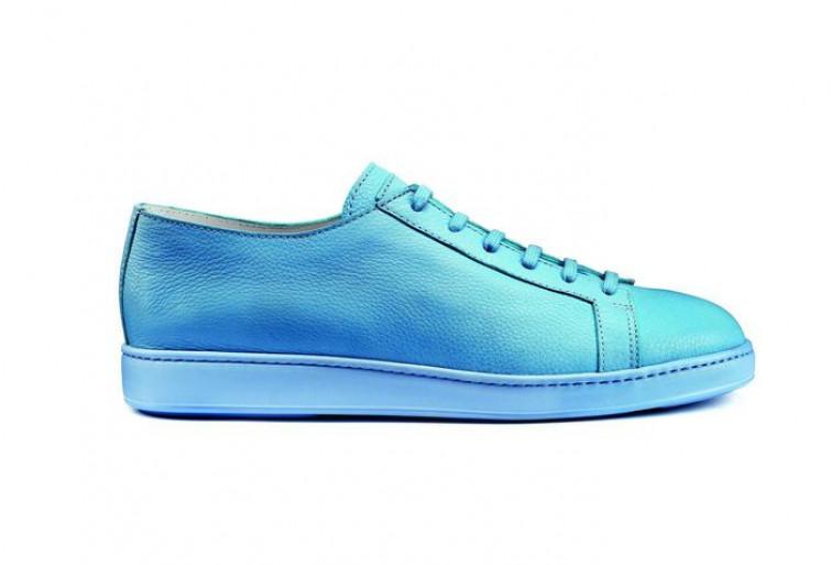 Santoni e le sneakers a Km 0