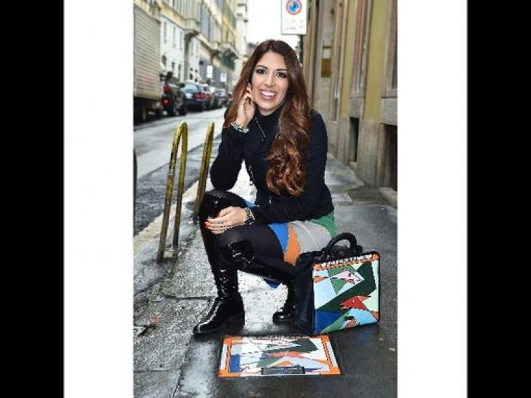 """La capsule collection """"Futurballa"""" di Laura Biagiotti"""