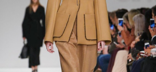 "Milano Fashion Week 2015: Sportmax sceglie il ""country classic"" per una ""cozy chic girl"""