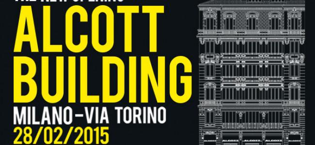 Alcott builiding: a Milano sei piani di retail e uffici