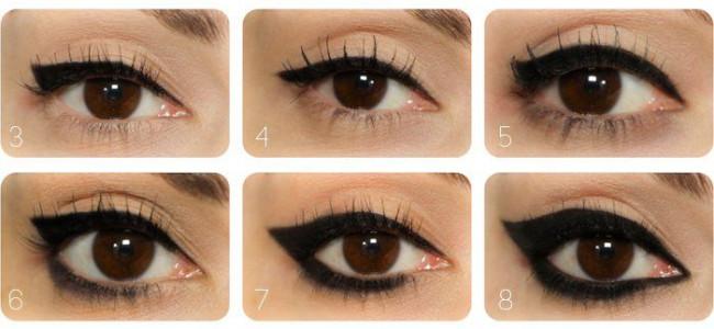 Eyeliner, ad ogni occhio il suo