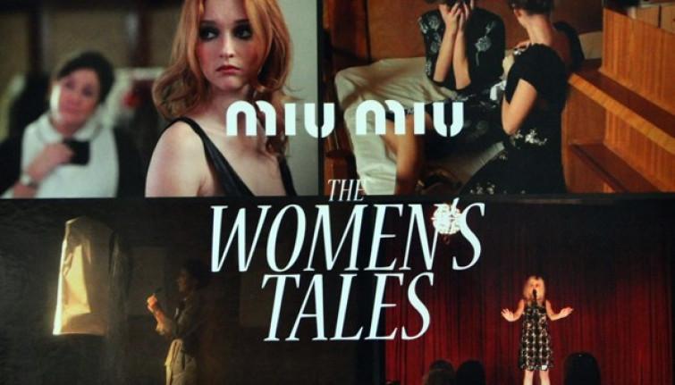 Miu Miu Women's Tales: il nuovo corto